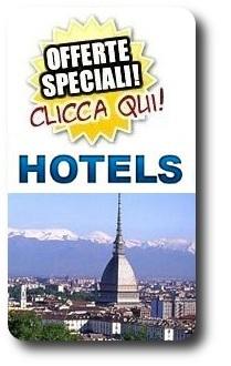Hotel nel centro storico di Torino